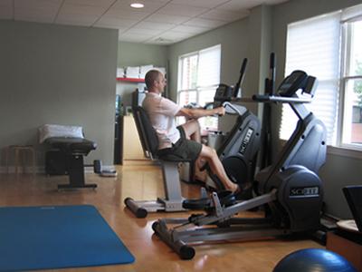 trainer cross elliptical fitness bh pro ocean